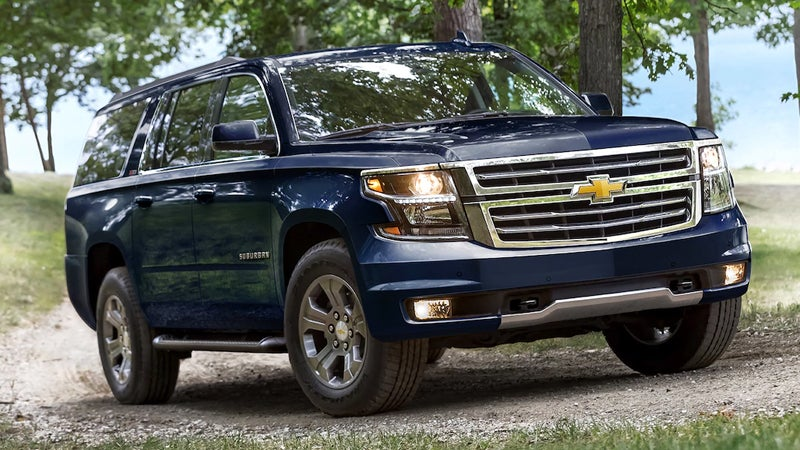 Chevy Suburban For Sale